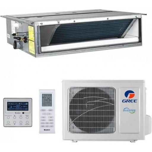 Канальный кондиционер Gree U-Match GUD50W/A-S/GUD50PS/A-S