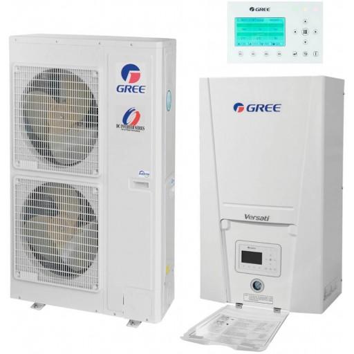 Тепловой насос воздух-вода Gree Versati II GRS-CQ8.0Pd/NaD-K