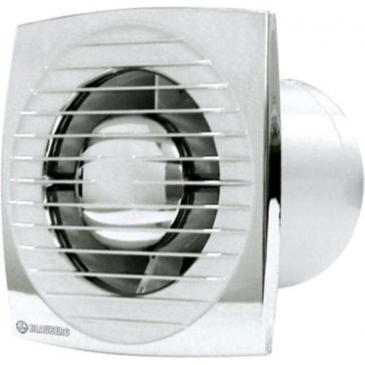 Вытяжной вентилятор Blauberg Bravo Chrome 100