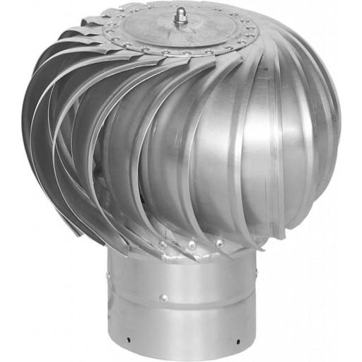 Турбодефлектор из оцинкованной стали TD-110