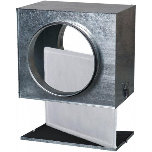 Кассетный фильтр грубой очистки Вентс ФБ 100 (G4)