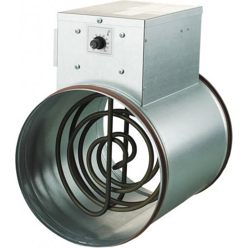 Электрический канальный нагреватель Вентс НК 100-0,6-1 У