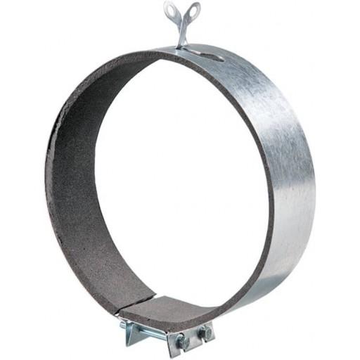 Хомут быстроразъемный металлический Вентс ХЦ 100