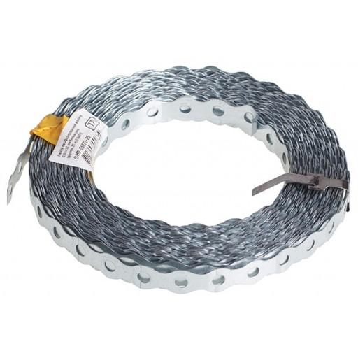 Перфорированная лента волна Starfix 0.55х12 мм (рулон 25 м)