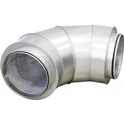 Шумоглушитель угловой CSU-100