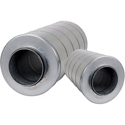 Шумоглушитель для круглых воздуховодов Systemair LDC 100-300 Silencer
