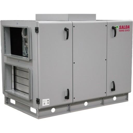 Приточно-вытяжная установка Salda RIRS 2500 HE EKO 3.0 RHX