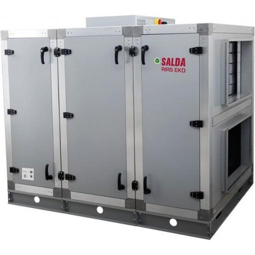 Приточно-вытяжная установка Salda RIRS 5500 HE EKO 3.0 RHX