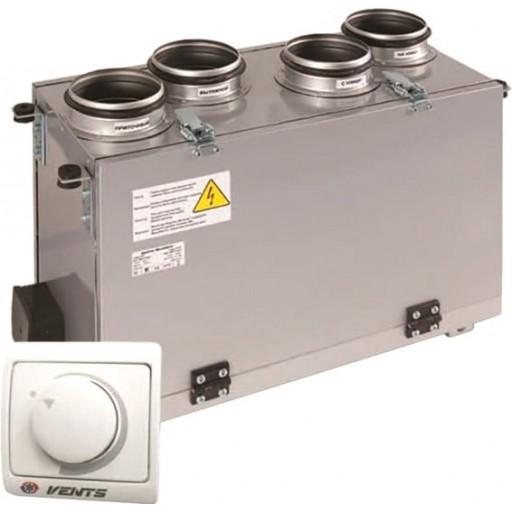 Приточно-вытяжная установка Вентс ВУЭ 250 В мини