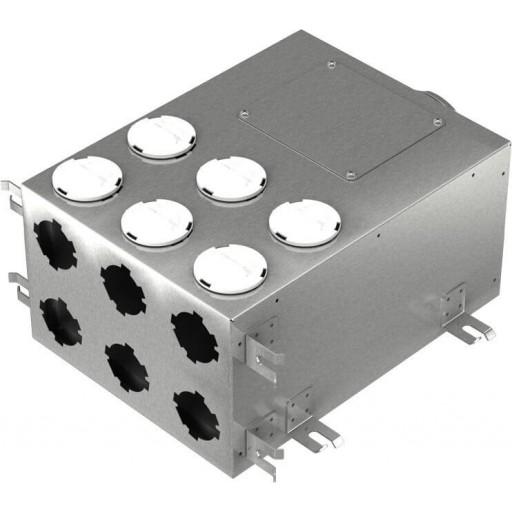 Коллектор металлический Vents FlexiVent 1002125/75x6 / DN75