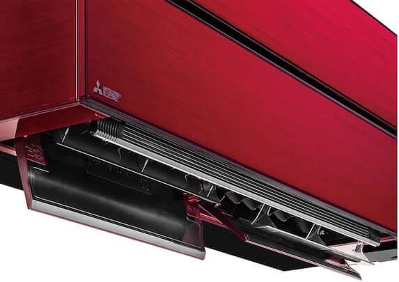Кондиционер Mitsubishi Electric Premium MSZ-LN-VG / MUZ-LN-VG - Двойные заслонки