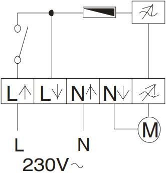 Тиристорный регулятор скорости Вентс РС-4,0-ПС - Схемы подключения