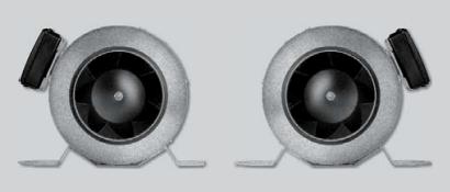 Канальный вентилятор Soler&Palau Jetline - Положение клеммной коробки