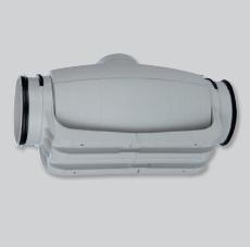 Шумоизолированный канальный вентилятор Soler&Palau TD Silent - Кронштейн
