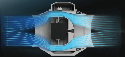 Канальный вентилятор Вентс ТТ ПРО - Внутреннее строение